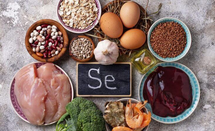Selenyum kaynakları, selenyum hangi besinlerde gıdalarda bulunur